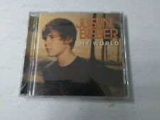 Justin Bieber-My World  CD