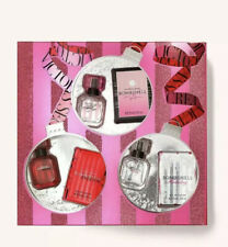 VICTORIAS SECRET TRIO 3 PC GIFT SET BOMBSHELL BS HOLIDAY BS INTENSE PERFUME -NIB