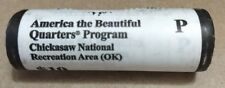 "2011 P Chickasaw ROLL Oklahoma U.S. Mint ""BU"" ATB series"
