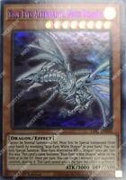 Blue-Eyes Alternative White Dragon (PURPLE) LDS2-EN008 Legendary Duelist YUGIOH
