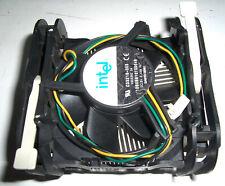 Original Intel Socket 478 Cooler c33218-003 3-pin Copper Core Heatsink with Fan