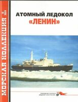 MKL-201912 Naval Collection 2019/12: Lenin Russain Nuclear-Powered Icebreaker