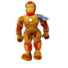 "Ironman 3 26"" Pillowtime Pal-Iron Man 26"" Pillow Pal Plush-RARE-Brand New w/Tags"