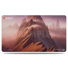 Unstable Mountain Lands PLAY MAT PLAYMAT ULTRA PRO FOR MTG CARDS