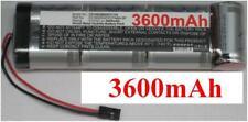 Batterie 8.4V 3600mAh type CS-NS360D47C114 Connecteur Futuba-3P pour Racing Car