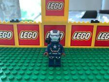 LEGO rare IRON PATRIOT minifigure MARVEL SUPERHEROES set 30168 war machine man