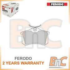 REAR DISC BRAKE PAD SET VW SEAT SKODA AUDI FERODO OEM 4D0698451E FDB1788 GENUINE