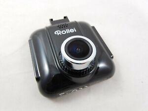 Rollei CarDVR-72, Full HD Dashcam HD Panel GPS Display Dashcam Autokamera c