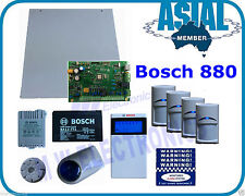 Bosch Alarm Solution 880 Kit w/4 Blue Line Gen2 PIR Free Programming