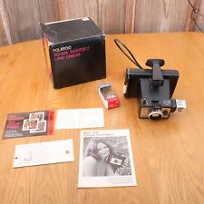 Vintage Polaroid Square Shooter 2 Instant Pack Film Camera Made in USA 1970s