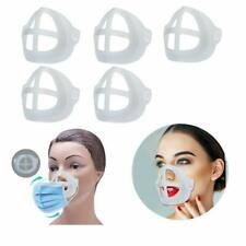 3PC 3D Stand Inner Support Face Mask Bracket Breathing Space Lipstick Protection