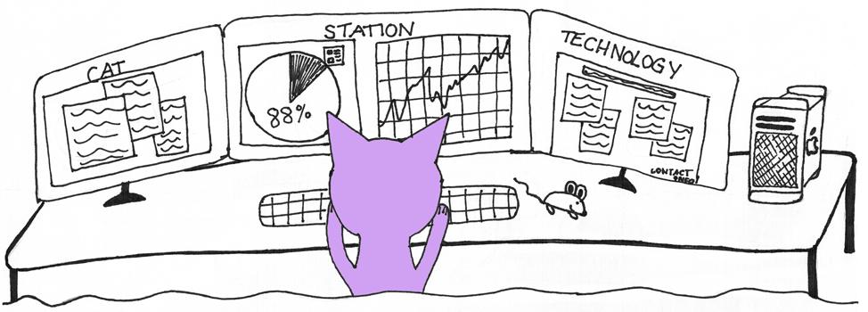 Cat Station Technology