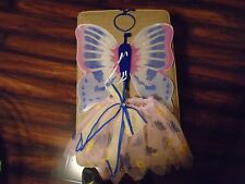 N.I.P ADORABLE LITTLE GIRLS BELIEVED TO BE SIZE 4T THREE  PIECE FAIRY COSTUME