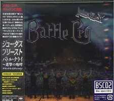 JUDAS PRIEST-BATTLE CRY-JAPAN  BLU-SPEC CD2 BONUS TRACK N44