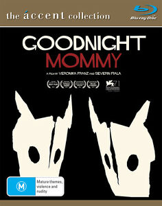 Goodnight Mommy (Blu-ray Slipcase) The Accent Collection - ACC0433