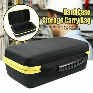 EVA Hard Case Storage Carry Bag Fit For Fluke F117C/F17B Digital Multimeter UK