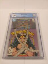 Wonder Woman 9 - First Appearance Barbara Ann Minerva as Cheetah - CGC 9.8 White
