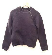 XS Maison Martin Margiela Grey Lana Wool Ladies Sweater