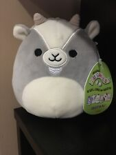New 5� Walker the Goat� Kellytoy Squishmallow Plush! 2021 Easter Edition! 💕💕