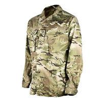 British Army Barrack Jacket Combat Tropical Weather MTP Multicam Shirt NEW