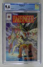 Harbinger #3 Valiant Comics CGC 9.6