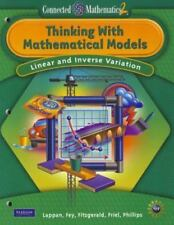 Connected Mathematics 2: Thinking with Mathematical Models : Linear and Inverse