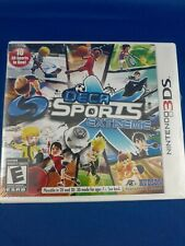 Deca Sports Extreme *NEW* FACTORY SEALED (Nintendo 3DS, 2011) 24185-CS