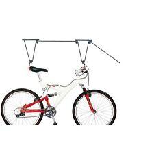 """Fahrradlift Bikelift mit """"Flaschenzug"""", für Pflege Wartung, Fahrradhalterung"""