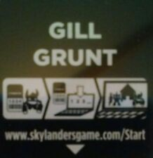 Gill Grunt Skylanders Spyro's Adventures Code Only!