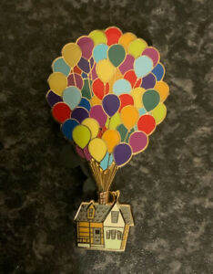 Disney Limited Edition UP Pin. 2009 Vue Cinema Promotion - Rare