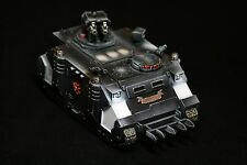 Razorback Black Templar Space Marine Warhammer 40k Games Workshop Pro Painted