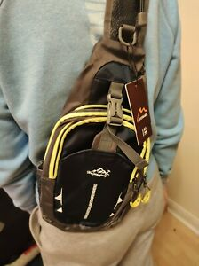FANDARE Sling Bag Shoulder Backpack Cycling Crossbody Bag Single One Strap. New