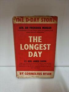 The Longest Day, Cornelius Ryan, Victor Gollancz, 1960, Hardback (F5)