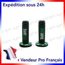 Paire de poignées Pro Taper Verte pour Moto-cross Gas Gas 125 Mc