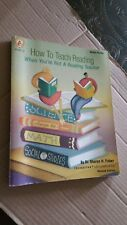 How to Teach Reading: When You Are Not A Reading Teacher (Kids' Stuff) by Faber