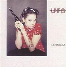 Misdemeanor by UFO (CD, Jun-2009, EMI)