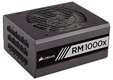 Corsair RMx Series, RM1000x, 1000W, Fully Modular Power Supply, 80+ Gold Certifi