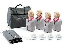 Laerdal Little Anne Qcpr 4 Pack Light Skin Manikins