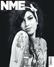 NME Magazine AMY WINEHOUSE PJ Harvey Biffy Clyro The Kinks Eavis Noel Gallagher