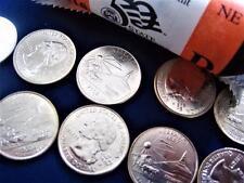 ONE UNCIRCULATED 2006-D NEBRASKA NE STATE QUARTER FROM AN ORIGINAL US MINT ROLL