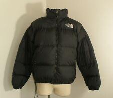 Mens Vtg THE NORTH FACE Black NUPTSE 700 Goose DOWN Black PUFFER Jacket XL