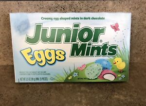 **LIMITED**Junior Mints Easter Eggs New In Sealed Package Genuine