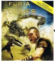 Furia de Titanes (2010) Blu-ray