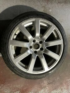 """Audi 18"""" Ronal MOD 007 Alloy Wheel And Tyre 225/40/R18 ET35"""