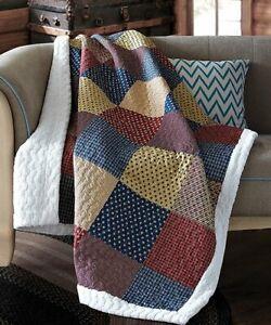 Cabin Blanket In Blankets Throws For Sale In Stock Ebay