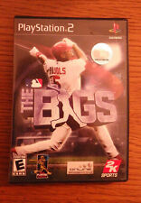 Playstation 2 Video Game 2K Sports Baseball The Bigs