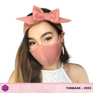 Rhezz Turmask Set (Turban & Facemask) TM#0102 Wholesale