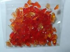 20 grammi graniglie vetro rosso t murano glass compatibili con murrine mosaico