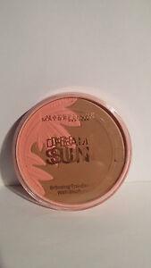 Poudre De Soleil + Blush Dream Sun 10 Bronzed Tropics Gemey Maybelline New York
