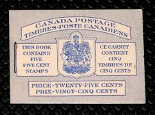Canada 336a Beaver Complete Booklet
